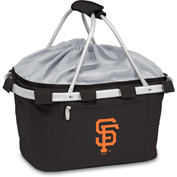 Metro Basket - Black (San Francisco Giants) Digital Print