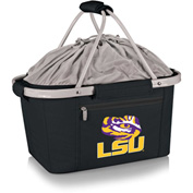 Metro Basket - Black (LSU Tigers) Digital Print