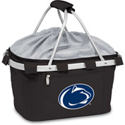 Metro Basket - Black (Penn State Nittany Lions) Embroidered