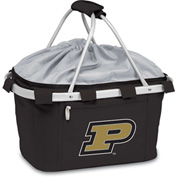 Metro Basket - Black (Purdue U Boilermakers) Digital Print
