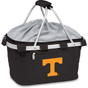 Metro Basket - Black (U Of Tennessee Volunteers) Digital Print
