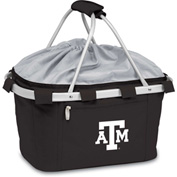 Metro Basket - Black (Texas A & M Aggies) Embroidered