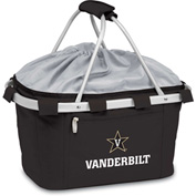 Metro Basket - Black (Vanderbilt U Commodores) Embroidered