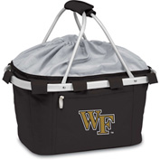 Metro Basket - Black (Wake Forest Demon Deacons) Digital Print