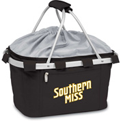 Metro Basket - Black (Southern Miss Golden Eagles) Embroider