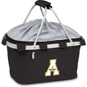 Metro Basket - Black (Appalachian State Mountaineers) Embroider