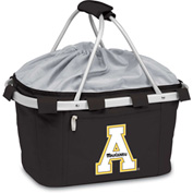 Metro Basket - Black (Appalachian State Mountaineers) Digital Print