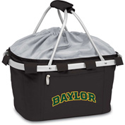 Metro Basket - Black (Baylor University Bears) Digital Print
