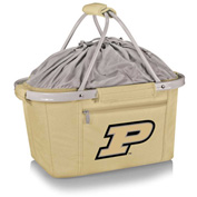 Metro Basket - Tan (Purdue University Boilermakers) Embroidery