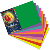 "Pacon® Tru-Ray Construction Paper 12"" x 18"" Assorted"