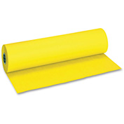 "Pacon® Decorol Flame Retardant Art Rolls, 40 lb, 36"" x 1000 ft, Sunrise Yellow"