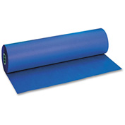 "Pacon® Decorol Flame Retardant Art Rolls, 40 lb., 36"" x 1000 ft, Sapphire Blue"