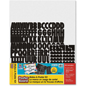 "Pacon® Make-A-Poster Foam Board Kit, 22""W x 28""H, White, 1 Kit"