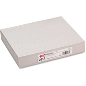 Pacon® Skip-A-Line Ruled Newsprint Paper, 30 lbs., 11 x 8-1/2, White, 500 Shts/Pack