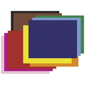 "Pacon® 4-Ply Poster Board, 28""W x 22""H, Assorted, 25/Carton"