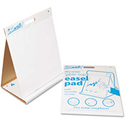 "Pacon® GoWrite! Dry Erase Table Top Easel Pad TEP2023, 20"" x 23"", White, 10 Sheets, 4/Pack"