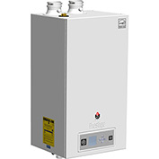 Triangle Tube 120,000 BTU Condensing Gas Boiler - High Efficiency LP/NG - Prestige Solo PA155