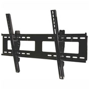"Universal Outdoor Tilt Wall Mount for 32""-55"" Flat Panel Displays, Black"