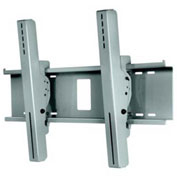 "Wind Rated Universal Tilt Wall Mount for 32""-65"" Outdoor Flat Panel Displays, Black"