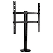 "Peerless® Universal Tabletop TV Swivel Mount for 32"" to 55"" Screens - Black"