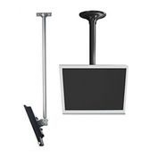 "LCD Ceiling Mount, 13"" To 29"" Adjustable Height - Black"
