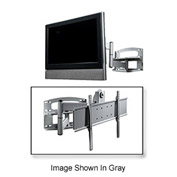 "Security Universal Articulating Arm Wall Mount For 37""-65"" Screens - Black"