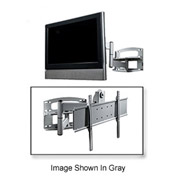 "Universal Arm Wall Mount w/ Anti-Theft Hardware For 37""-65"" Flat Panels - Black"