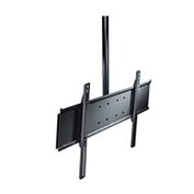 "Universal Flat Panel Ceiling Mount For 32-65"" Screens, For Landscape Mounting"