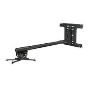"Short Throw Projector Arm, 0-28"" - Black"