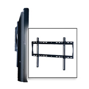 "Smartmount® Universal Flat Mount For 32"" - 56"" Flat Panel Screens - Black"