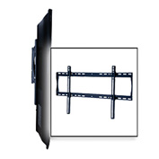 "Security Smartmount® Universal Flat Mount For 37"" - 63"" Screens - Black"