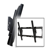 "Smartmount® Universal Tilt Mount For 32"" - 56"" Flat Panel Screens - Black"