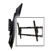 "Security Smartmount® Universal Tilt Mount For 37"" - 63"" Flat Panels - Black"