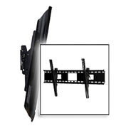"Smartmount® Universal Tilt Mount For 42"" - 71"" Flat Panel Screens - Black"