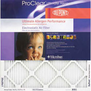 """Dupont KC18x18x1 ProClear Ultimate Allergen Electrostatic Air Filter 18"""" x 18"""" x 1"""", MERV 12, 4 Pack"""