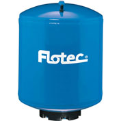 Flotec Pre-Charged Pressure Tank (Vertical) - 6 Gal Capacity; 15 Gal Std Tank Equivalency