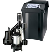Flotec Emergency Battery Backup Pre-Assembled Sump Pump System