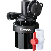 Flotec Under-Sink Mounted Utility Sink Pump System