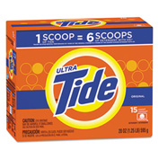 Tide® Laundry Detergent, 20 Oz. Box 15/Case - PAG27782CT