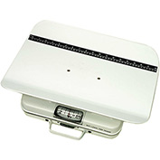 Health O Meter 386S-01 Tray Scale 50 x 1/4lb, Mechanical W/ 19-3/8 x 12-3/8 Tray