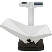 Health O Meter 524KL Digital Baby Chair Scale Multi-Cap. 50 lb Max