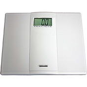 Health O Meter 822KL Digital Floor Scale 400 x 0.1lb/180 x 0.05kg 14-1/4 x 11-3/4 Plat. - 2 Pack