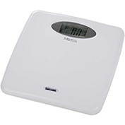 Health O Meter 844KL Digital Floor Scale 440 x 0.1lb/200 x 0.05kg 12-5/8 Sq. Platform - 2 Pack