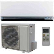 Pridiom® Elite Series Mini-Split System PMS127EL - 12,000 BTU Heat Pump 24 SEER