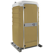 PolyJohn® Fleet™ Portable Restroom Tan - FS3-1006
