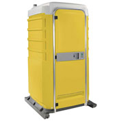 PolyJohn® Fleet™ Portable Restroom Yellow - FS3-1009