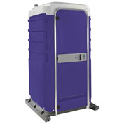 PolyJohn® Fleet™ Portable Restroom Purple - FS3-1010