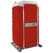 PolyJohn® Fleet™ Portable Restroom Red - FS3-1013