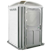 PolyJohn® Comfort Inn™ Wheel Chair Accessible Portable Restroom White - PH03-1008