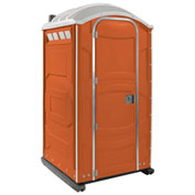 PolyJohn® PJN3™ Portable Restroom Orange - PJN3-1011